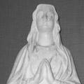 Plasticienne Nantes : Sainte Vierge Sainta Claus