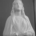 Sculpture Placticienne Nantes : Sainte Vierge Sainta Claus
