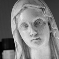 Sculpture Sainte Vierge Nantes : My Little Mary