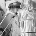 Sculpture détournement Saint Vierge : Détournement 01