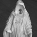 Sculpture Sainte Vierge : Disparition 02