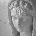 sculpture Vierge Plasticienne Nantes : Sang pitié