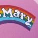 Détournement Vierge Marie : Little Mary