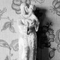 Plasticienne sculpture Vierge Marie 01